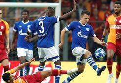 Galatasaray - Schalke 04 maç sonucu: 0-0 (İşte maçın özeti)