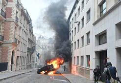 Fransada Sarı Yeleklilerin bilançosu belli oldu