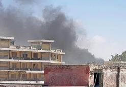 Son dakika... Mogadişuda büyük patlama