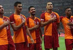 Galatasaray averajla liderliğe yükseldi