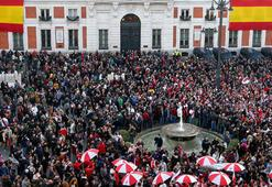 Libertadores Kupası finali öncesi Madridde geniş önlemler