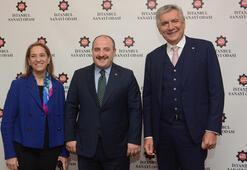 Sanayi ve Teknoloji Bakanı Varank İSOya çıkarma yaptı