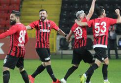 1. Ligin en golcü takımı Gazişehir Gaziantep
