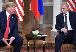 Trumptan son dakika Rusya açıklaması İptal etti