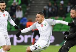 Krasnodar - Akhisarspor: 2-1