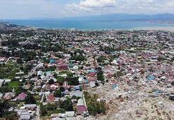 Endonezyadaki depremde ölü sayısı en az 2 bin 91
