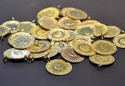 Gram altın haftanın son işlem gününde kaç liradan işlem görüyor