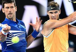 Avustralya Açık tek erkekler finalinde Djokovic ile Nadal karşılaşacak