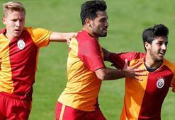 Ümitler derbisini Galatasaray kazandı