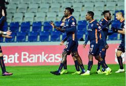 Medipol Başakşehir - Hatayspor: 1-0