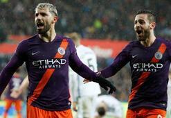 Manchester Cityden müthiş geri dönüş