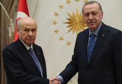 Son dakika... Cumhurbaşkanı Erdoğan, Bahçeli ile görüşecek