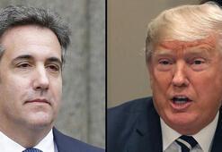 Trumpın eski avukatından şok itiraf Kabul etti