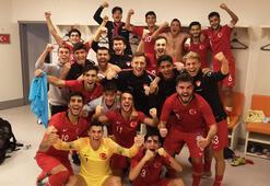 Türkiye U19-İngiltere U19: 1-0
