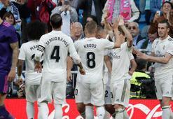Zidanelı Real Madrid iyi başladı