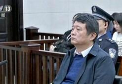 Çinde istihbarat şefine ömür boyu hapis