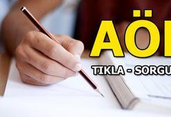 AÖL sınav sonuçları sorgulama - MEB AÖL sonuçlarını açıkladı