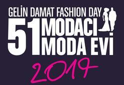 Gelin Damat Fashion Day 10 Martta Çırağan Sarayında yapılacak