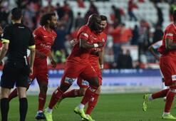 Antalyaspor - Aytemiz Alanyaspor: 3-0