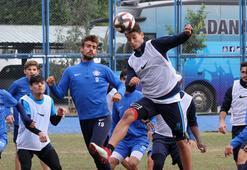 Adana Demirsporda Boluspor maçı hazırlıkları