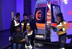 Kayseride 59 düzensiz göçmen gıda zehirlenmesi şüphesiyle hastaneye kaldırıldı