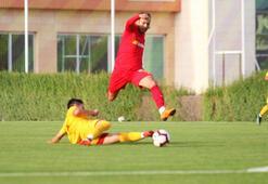 Kayserispor, A2 Takımına fark attı: 4-0