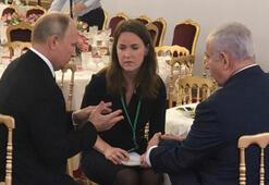 Netanyahu ile Putin Pariste görüştü
