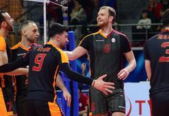 Galatasaray - İstanbul Büyükşehir Belediyespor: 3-1