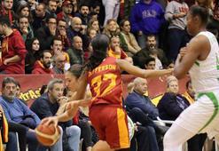 Kırçiçeği Bodrum - Galatasaray: 53-80