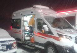 Tokat'ta define arayan 4 kişiden 1i hayatını kaybetti