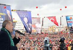 Erdoğan'dan Fırat'ın doğusu için mesaj: Trump olumlu cevap verdi