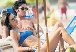 Plaj güzeli Alessandra