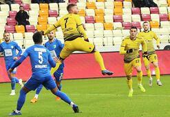 Evkur Yeni Malatyaspor - Bodrum Belediyesi Bodrumspor: 3-2