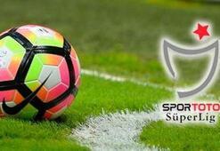 Spor Toto Süper Ligde 25. haftanın perdesi açılıyor