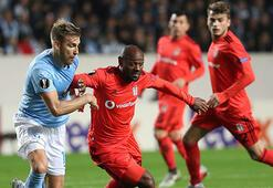 Malmö - Beşiktaş: 2-0 (İşte maçın özeti)