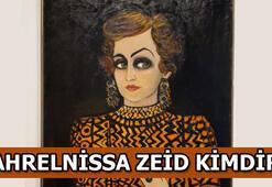 Fahrelnissa Zeid neden Doodle oldu Fahrelnissa Zeid kimdir