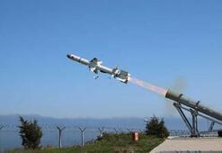 Türkiyenin ilk deniz füzesi Atmaca seri üretime geçiyor