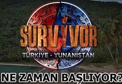 Survivor Türkiye - Yunanistan için geri sayım 2019 Survivor ne zaman