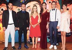 'İstanbul Muhafızları'na eğlenceli gala