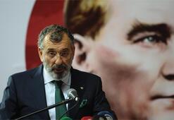Hüseyin Akdemirden Bursaspora 1 milyon Lira bağış