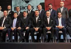Beşiktaşta mazbata töreni yapıldı