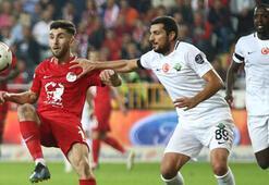 Antalyaspor - Akhisarspor: 1-2