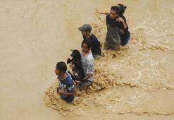 Çinde felaket: 6 binden fazla kişi tahliye edildi
