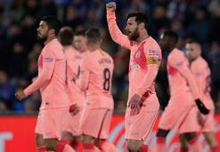 Getafe - Barcelona: 1-2