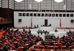 Son dakika... Meclis içtüzük değişikliği kabul edildi