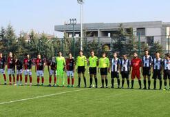 Futbolcular sınava gidince maç 9 dakikada sona erdi