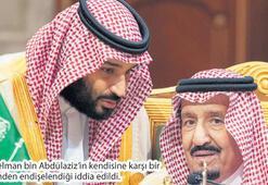 Kral ile Veliaht Prens arasında 'taht krizi' çıktı