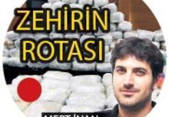 'Zehir tacirlerinin deposu İstanbul'