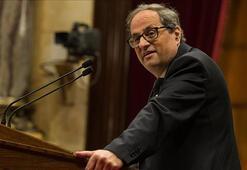 Katalan lider, Trump ve Papadan destek istedi