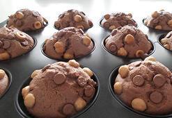 Çikolatalı ve fındıklı muffin tarifi